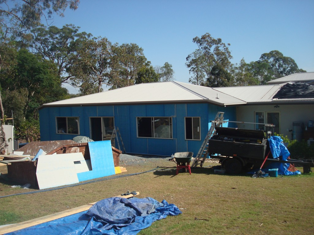 Photo of a Resbuild Building Extension. What is a home extension builder    Resbuild Builders Brisbane
