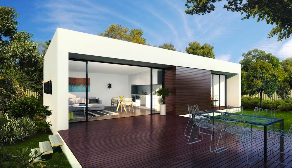 Architecural Modern Resbuild Builders Brisbane